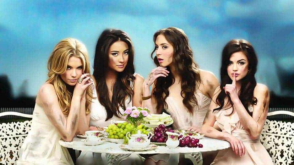 Pretty Little Liars • Season 2 (Ep.14-25)