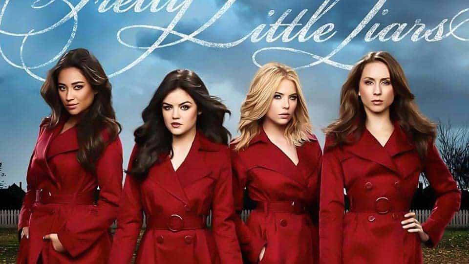 Pretty Little Liars • Season 4 (Ep.13-24)