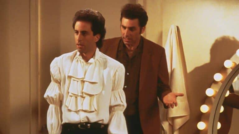 Seinfeld – 'The Puffy Shirt' (1993) • Teleplay
