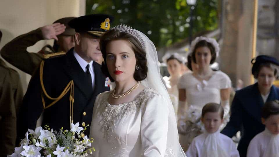 The Crown – 'Pilot' (2016) • Teleplay