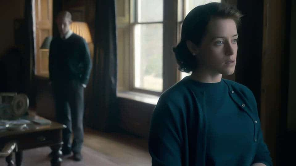 The Crown – 'Mystery Man' (2017) • Teleplay