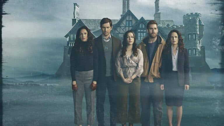 The Haunting of Hill House (2018) • Season 1