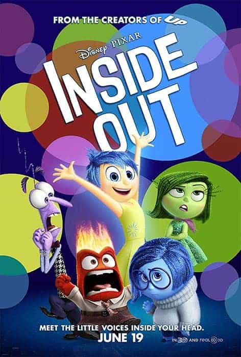 The Inside Out movie poster