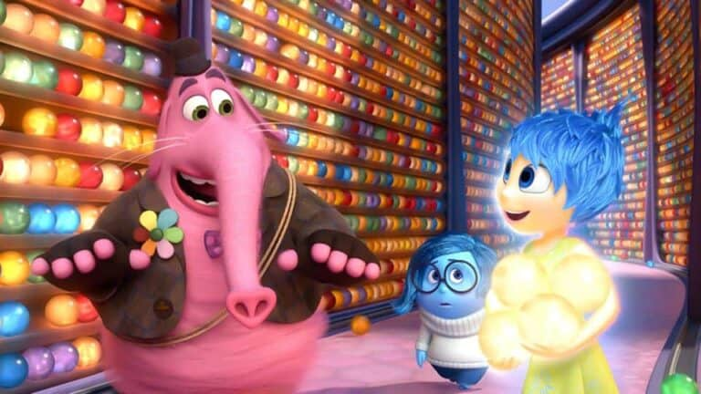 Inside Out (2015) • Screenplay