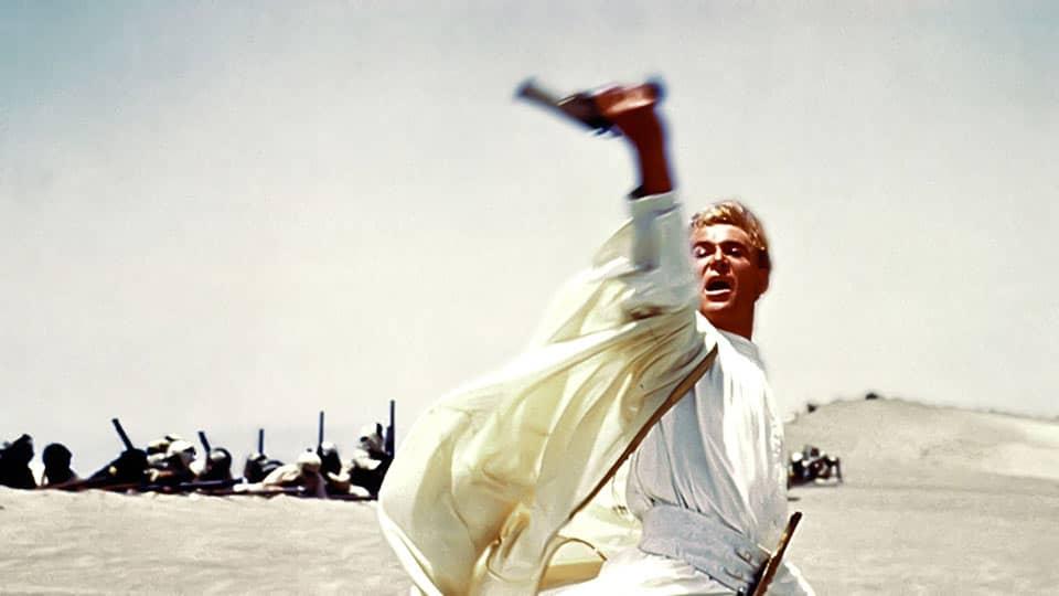 Lawrence of Arabia (1962) • Screenplay