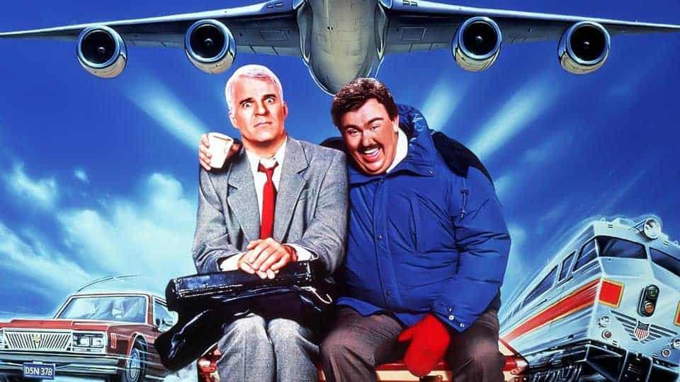 Planes, Trains & Automobiles (1987) • Screenplay