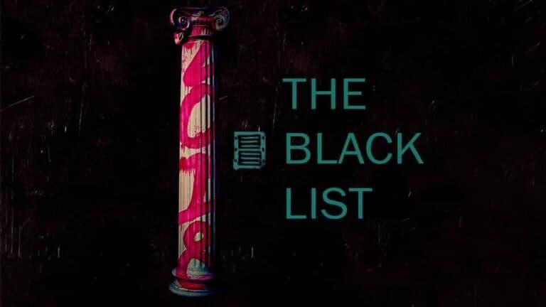 The Black List: 2018 • Screenplays • Part 1