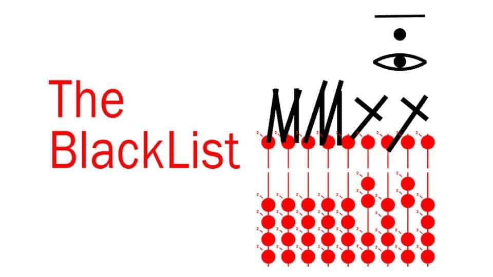 The Black List: 2020 • Screenplays • Part 1