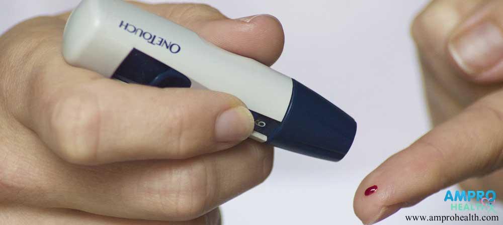 ตรวจเลือดวิเคราะห์โรคเบาหวาน