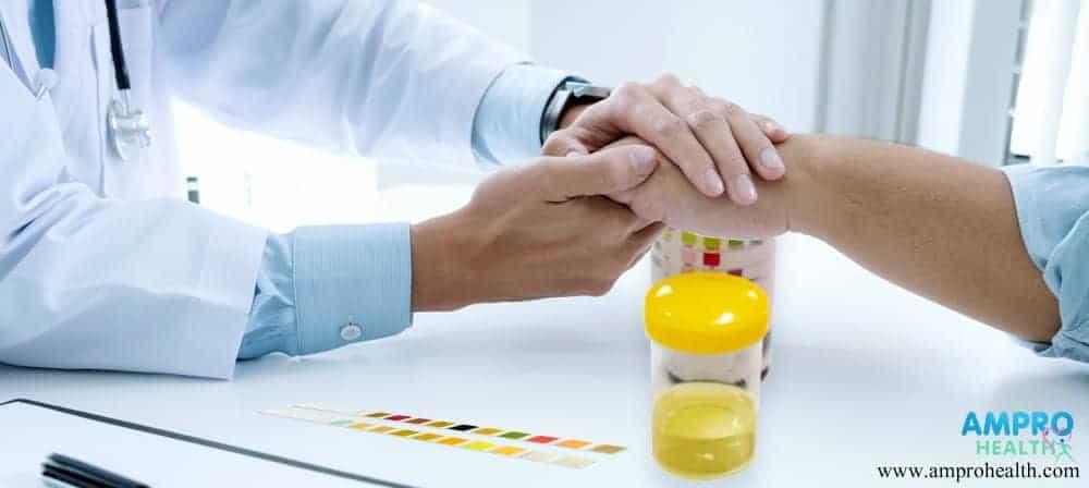 การตรวจปัสสาวะหาค่า Urine Osmolarity