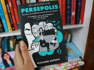 Persepolis By Marjane Satrapi Author Book Novel Review Rating