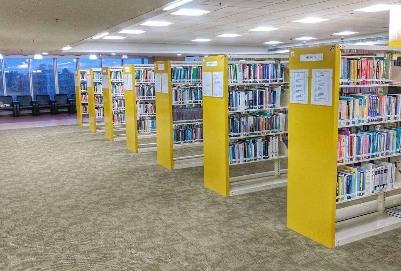 Anna Centenary Library Chennai
