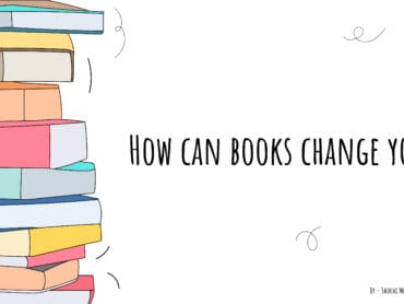How Can Books Change You