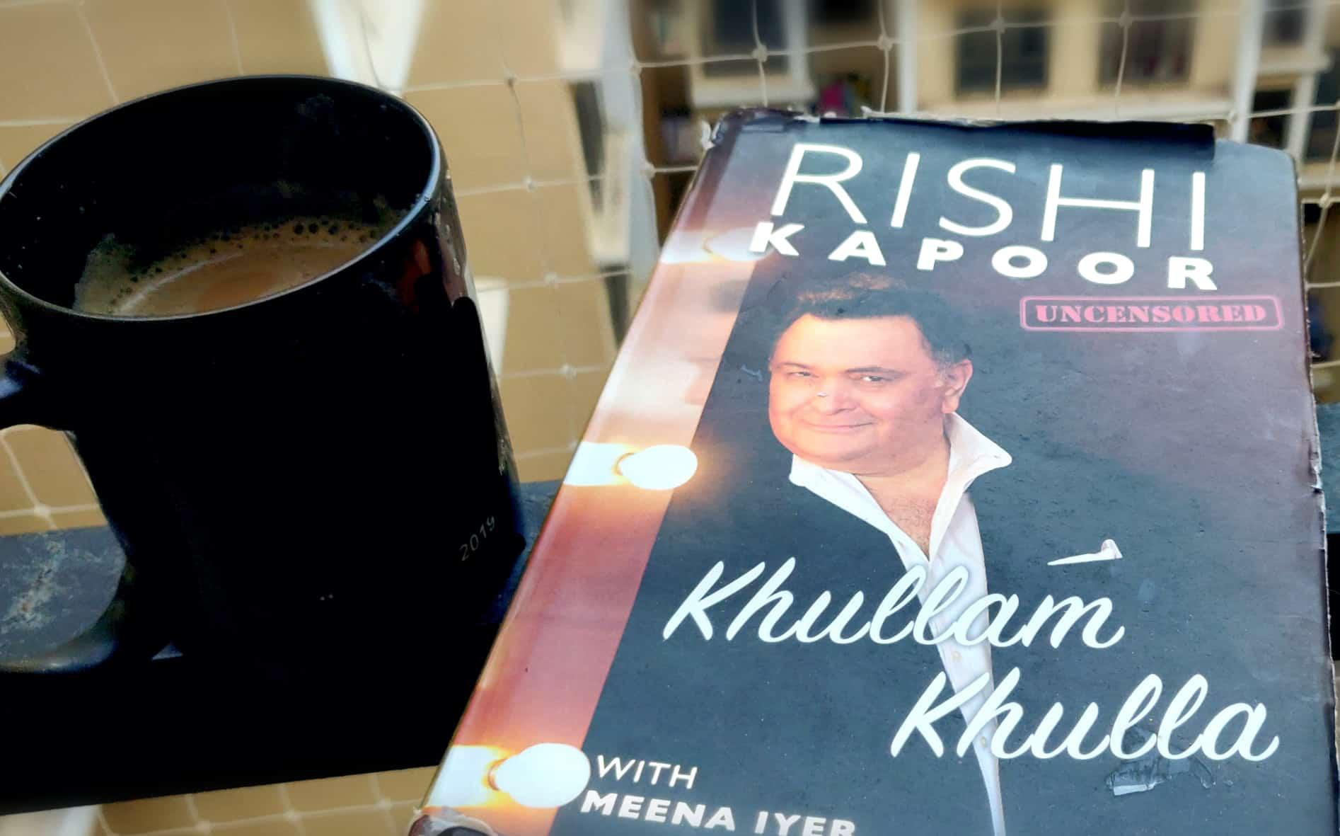 Khullam Khulla Rishi Kapoor Uncensored Meena Iyer Author Actor Book Review Rating Summary