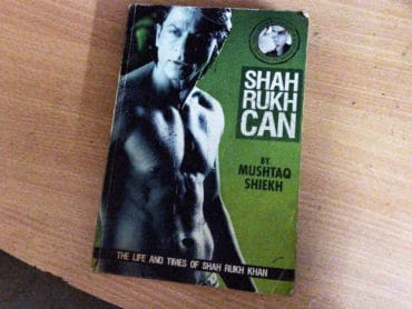 Shah Rukh Can By Mushtaq Sheikh Author Novel Book Review Rating Summary