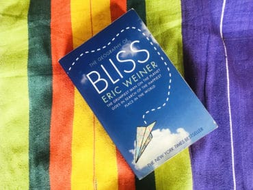 The Geography Of Bliss By Eric Weiner Author Novel Review Rating Summary
