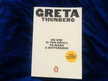 No One Is Too Small To Make A Difference Greta Thunberg Author Novel Rating Review Summary