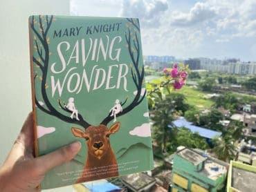 Saving Wonder E. Mary Knight Author Review Rating Summary Novel