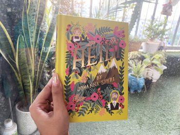 Heidi Puffin In Bloom Johanna Spyri Author Review Rating Summary