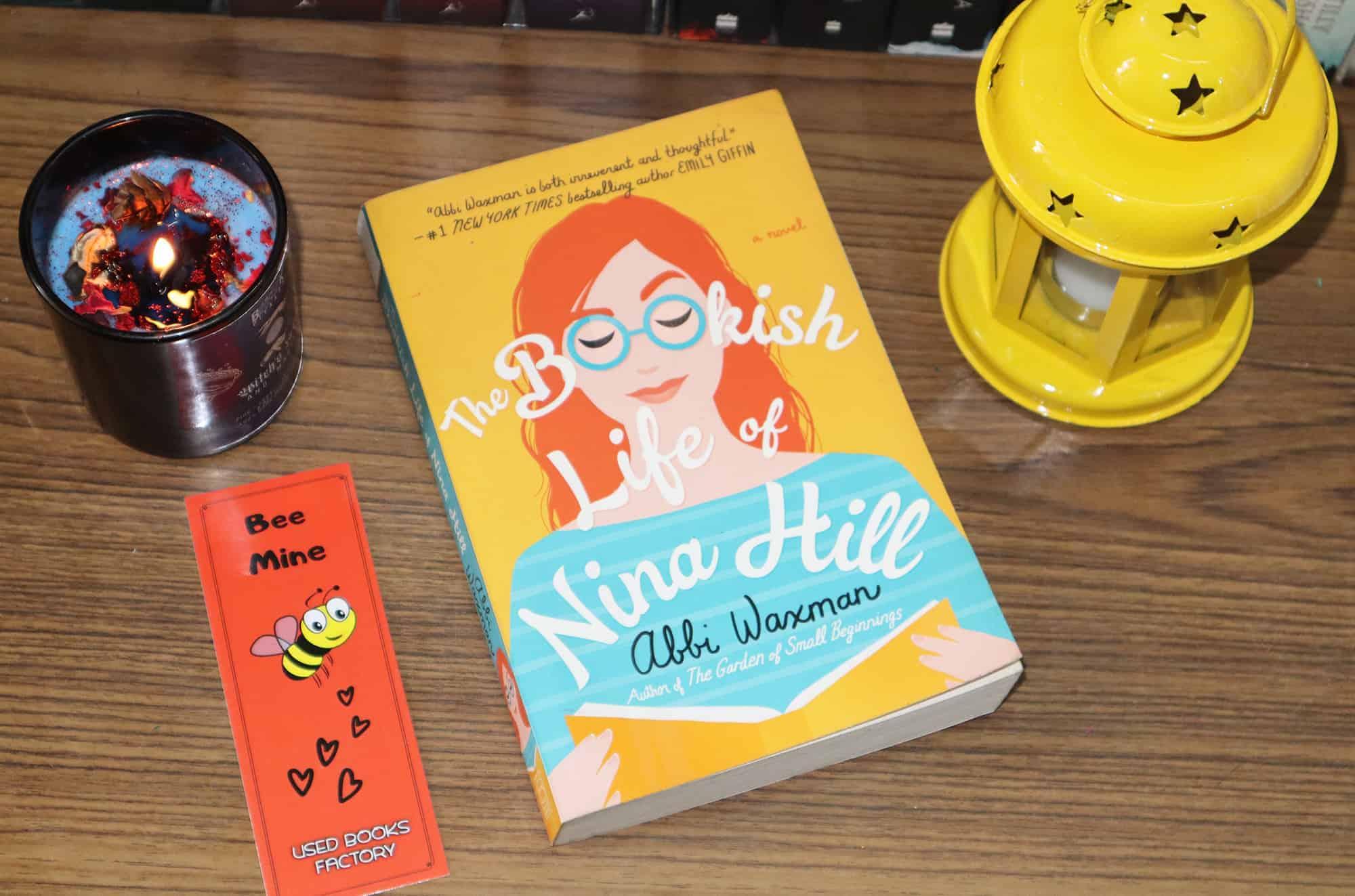 The Bookish Life Of Nina Hill By Abbi Waxman