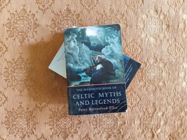 The Mammoth Book Of Celtic Myths And Legends By Peter Ellis Review Rating Summary Author