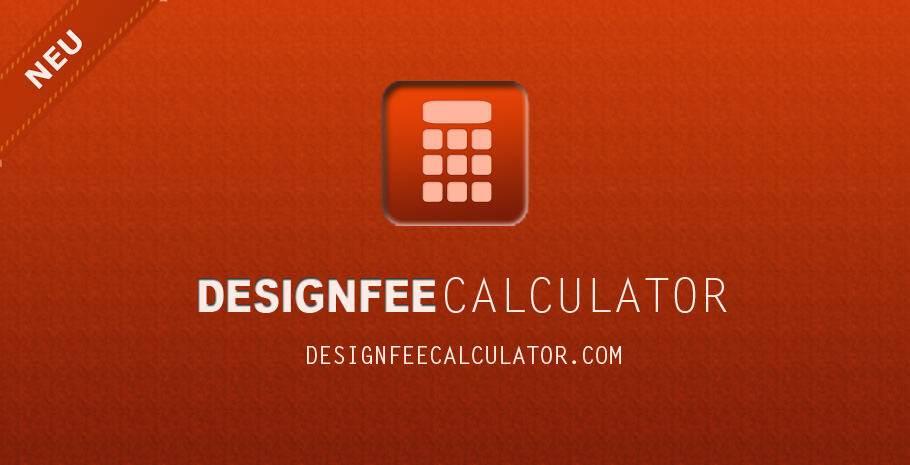 Design kalkulieren mit dem iPhone: Design Fee.