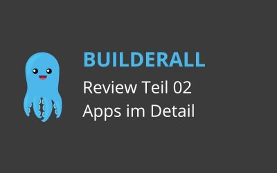 Builderall Review (02): Builderall Apps im Detail.