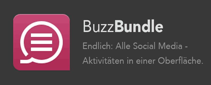BuzzBundle – Die Social Media Schaltzentrale