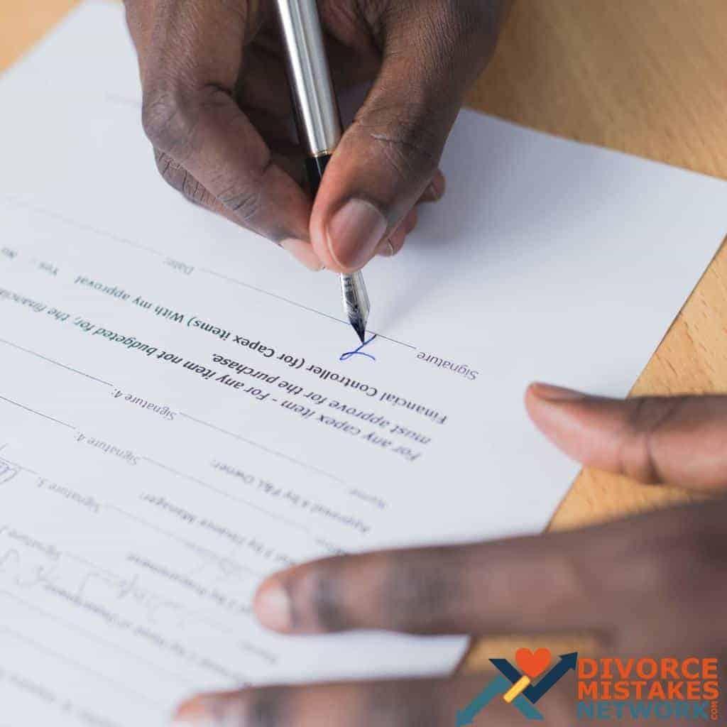 alimony agreement modify