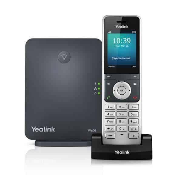 Wireless (DECT) phones