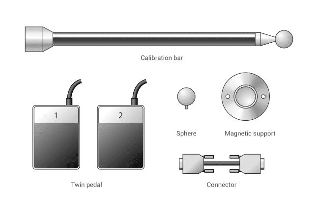 kit de calibration