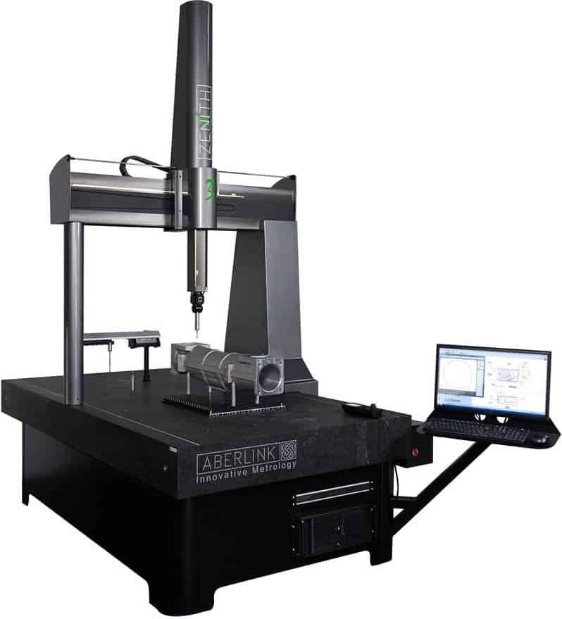 zenith 3 cmm machine