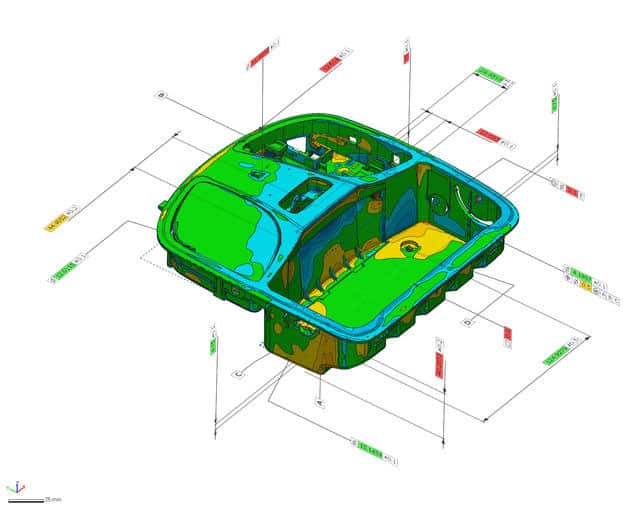dimensioning control c geomagic metrology web