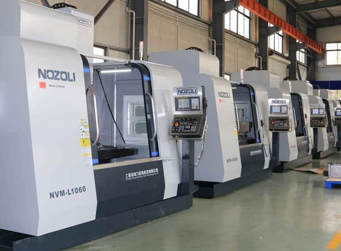 vmc machining centers