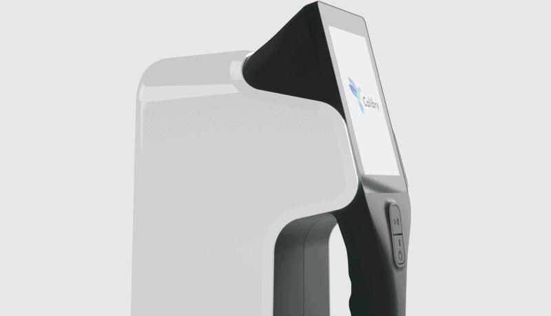 Calibry entry level handheld 3d scanner