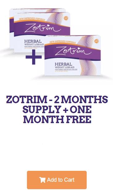 Buy Zotrim from Official website