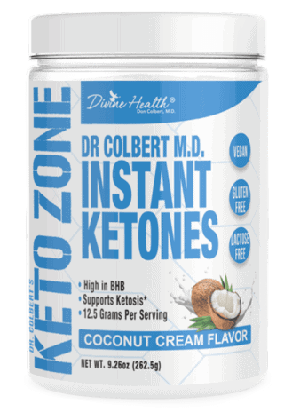 Dr. Colbert Instant Ketones Shred Fitness NY Review