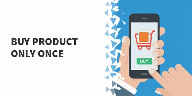 Buy Product Only Once - Redirecting to custom pages by membership in WooCommerce