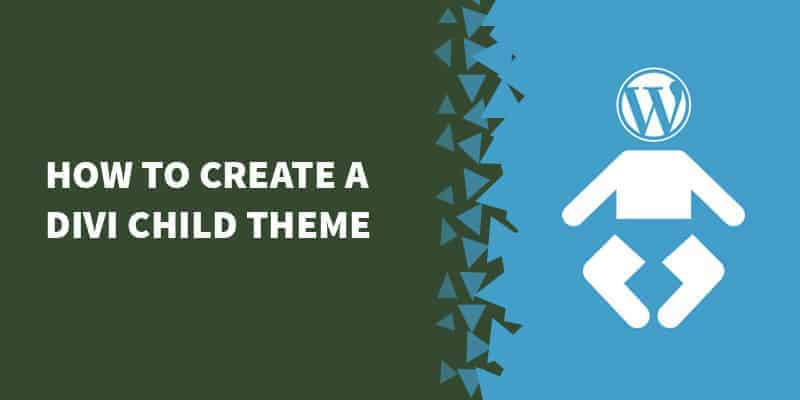 How to create a Divi child theme
