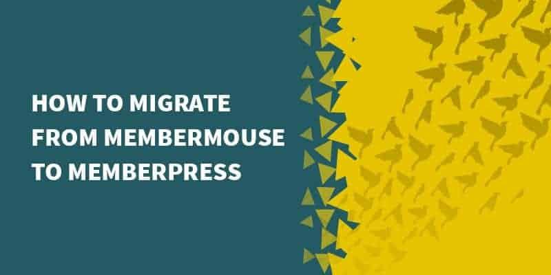 membermouse migrate memberpress - How to migrate from Wishlist Member to MemberPress