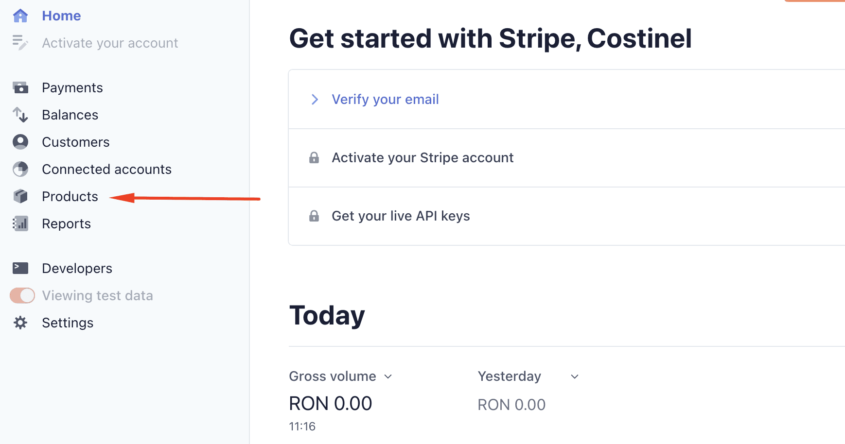 screenshot 7 - Migrating Active Subscriptions from Chargebee to Stripe