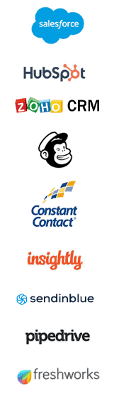 Connect scratch-off games winners with your CRM program to collect personal data