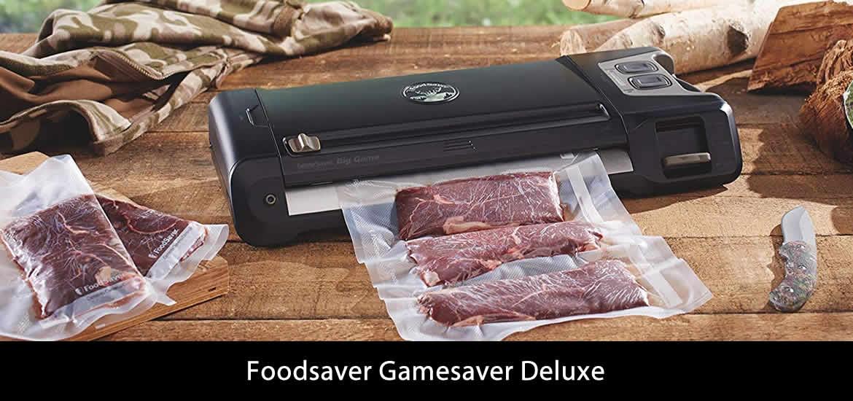 Foodsaver Gamesaver Deluxe
