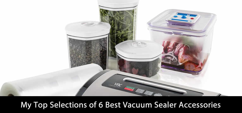 Vacuum Sealer Accessories
