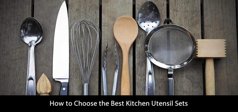 best camp kitchen utensil set