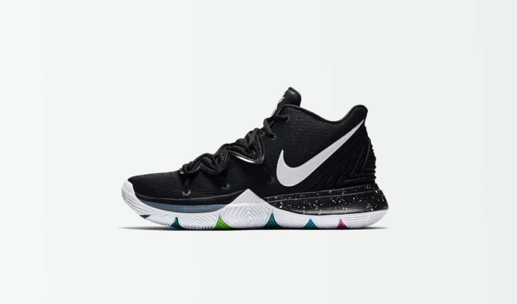 Nike Kyrie 5 Review: Side