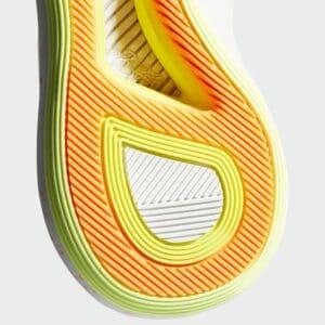 Adidas D Rose 9 Review: Heel Area
