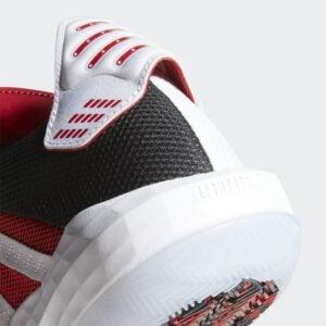 Adidas Dame 6 Review: Heel