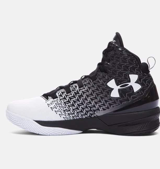 Basketball Shoes that Make You Taller: UA Clutchfit Drive 3