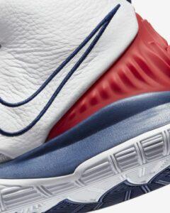 Nike Kyrie 6 Review: Heel